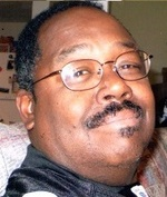 """Ret. Cpl. Howard B. """"Blue""""  Atwater"""